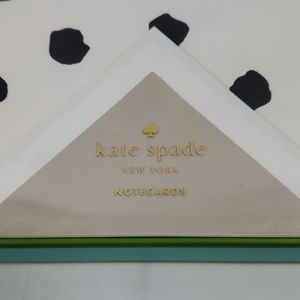 kate spade Office - Kate Spade- Spotty Dot Card  Set (set of 1…